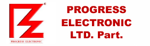 PROGRESS ELECTRONIC LTD. Part.